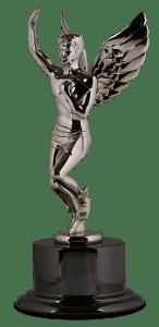 2013 Platinum Statuette