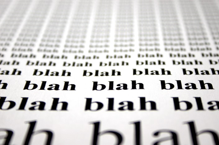 Dump these five overused legal marketing phrases