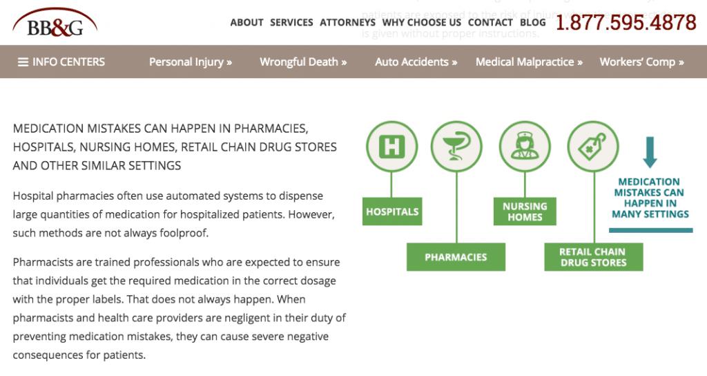 Chicago Pharmacy Error Lawyers