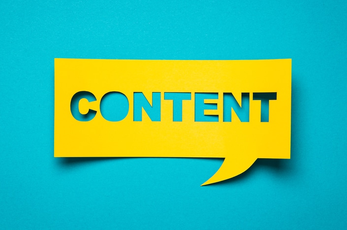Content marketing tips: start with what you have