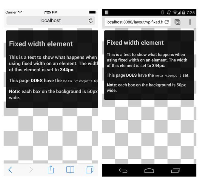 fixed-width-elements