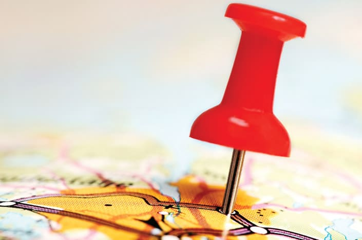How firms with multiple locations can improve local rankings