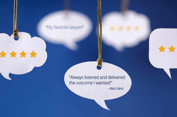 9 characteristics of a good attorney website